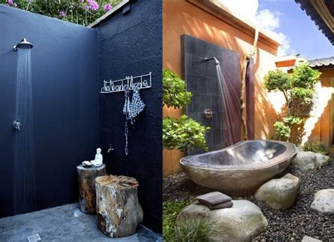 design your bathroom free 20 irresistible outdoor shower designs for your garden