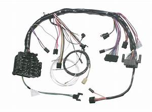 Dash Instrument Cluster Wiring Harnesses  1963 Chevy Impala