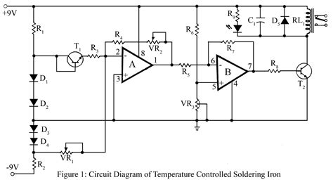 switching  controlling circuit electronic projects