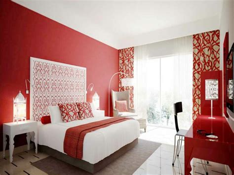 couleur moderne pour chambre couleur chaleureuse pour salon kirafes