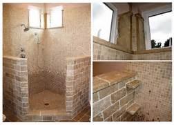 Open Shower Bath Designs by Bathroom Designs With Travertine Tiles Home Decorating IdeasBathroom Interi
