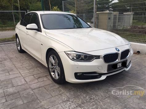 Bmw 320i 2015 Sports Edition 2.0 In Selangor Automatic