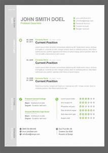 28 creative cheap resume templates for Cheap resume templates