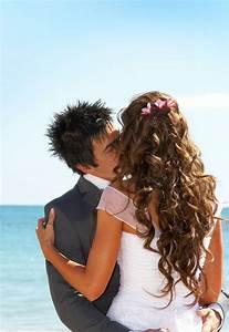 Beach Wedding Hair Styles Destination Wedding Details