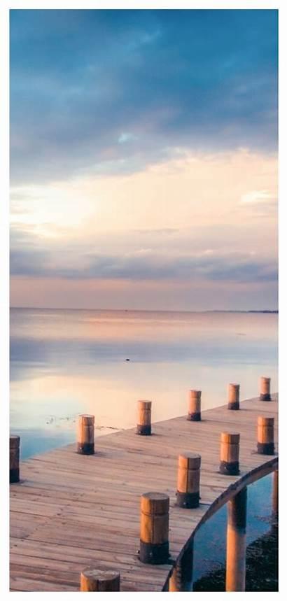 Indah Gambar Terbaru Tepi Pantai Mudah Alih
