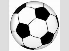 Soccer Ball Clip Art Black And White Clipart Panda