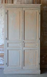 Tall, Two, Door, Cabinet, At, 1stdibs