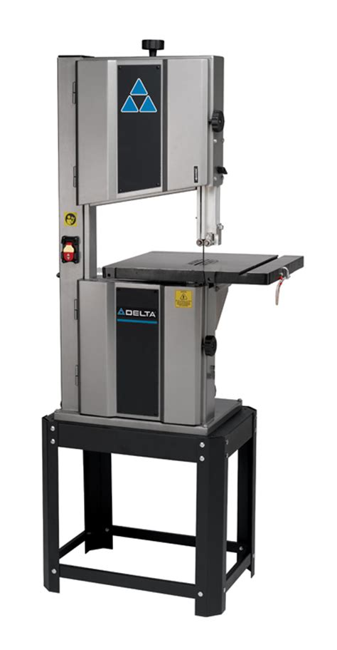 delta bench band saw delta s new 14 in bandsaw has a european flair