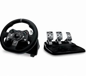 Buy LOGITECH Driving Force G920 Xbox One PC Racing Wheel