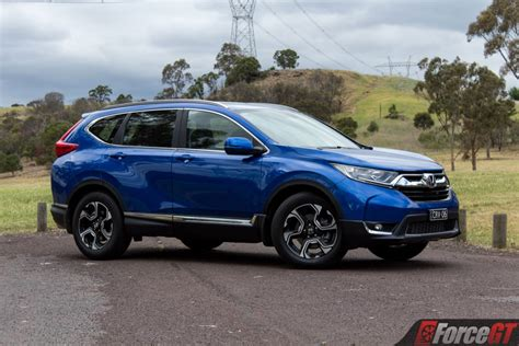 Reviews Of 2017 Honda Crv by 2017 Honda Cr V Vti L Review Forcegt