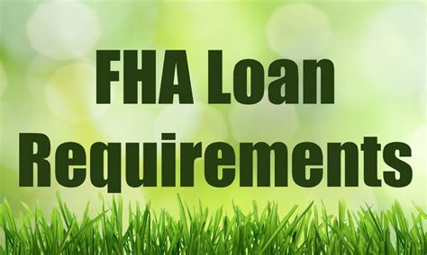 Fha Loan Requirements Review  2017. Personnel Evaluation Standards. Hercules Moving Company Photos Stock Exchange. Low Country Rheumatology Self Storage Texas. Complications Of Emphysema Being Hiv Positive
