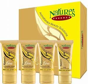 Nature's Essence Gold Facial Kit - Medium Pack(170 g ...