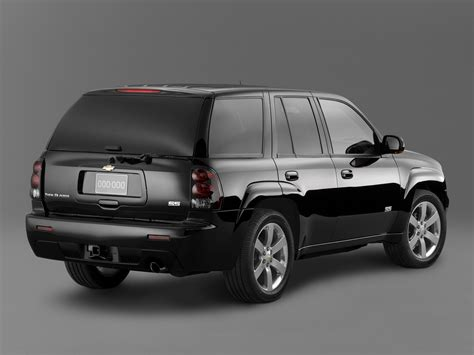 Chevrolet Trailblazer Picture by Car In Pictures Car Photo Gallery 187 Chevrolet