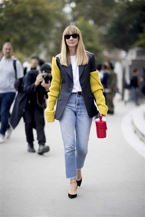street style  paris fashion week grazia india