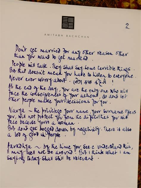 letter to my granddaughter letter from my granddaughter writing letters to my grandchildren amitabh bachchan s beautiful letter to his granddaughters 26197