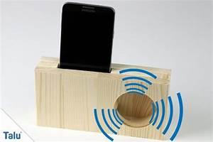 Bluetooth Box Selber Bauen : smartphone lautsprecher selber bauen stromlose handy boxen ~ Watch28wear.com Haus und Dekorationen