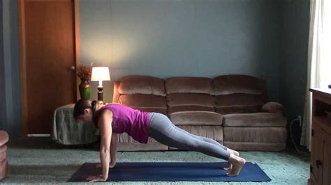 Living Room Yoga  Session 1  20 Minute Flow Youtube