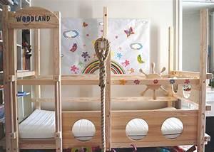 Lit Mezzanine Pour Enfant : lit mezzanine ~ Teatrodelosmanantiales.com Idées de Décoration