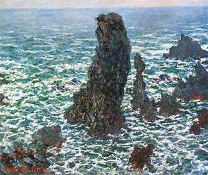 Bel Ile En Mer : the pyramids of port coton belle ile en mer claude monet encyclopedia of ~ Medecine-chirurgie-esthetiques.com Avis de Voitures