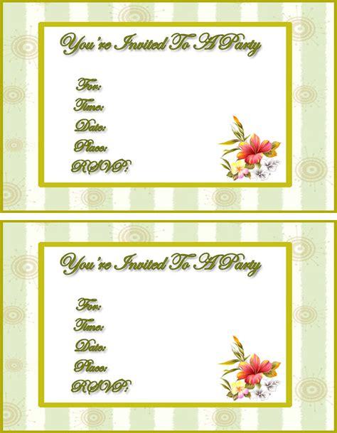 photo card maker templates free girls season invitations free printable invitation