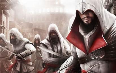 Creed Assassin Wallpapers Ezio 1050 1680 Win
