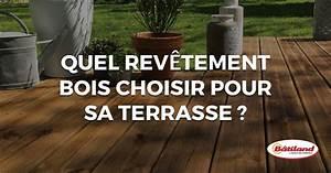 Matériaux Pour Terrasse : quel rev tement bois choisir pour sa terrasse ~ Edinachiropracticcenter.com Idées de Décoration