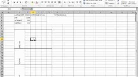 Crear Un Templates Con Listas De Audio by Excel 3 Venta De Boletos Contar Si Music Jinni