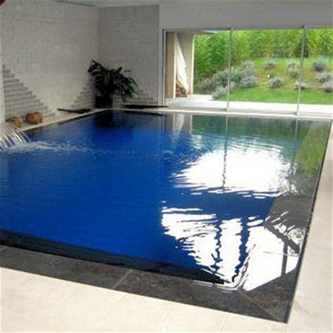piscine semi interieur exterieur piscine enterre en bton