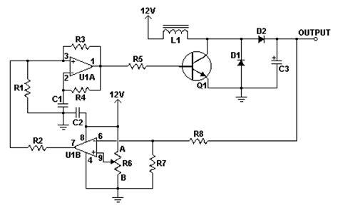 Simple Converter Circuit Diagram