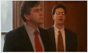 a young Gordon Brown and Ed miliband | My political views ...