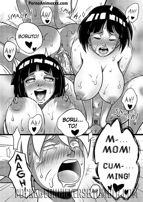 boruto xxx follando con su madre hinata incesto naruto