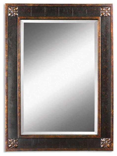 Uttermost Bathroom Mirrors by Uttermost Bergamo Vanity Mirror Traditional Bathroom