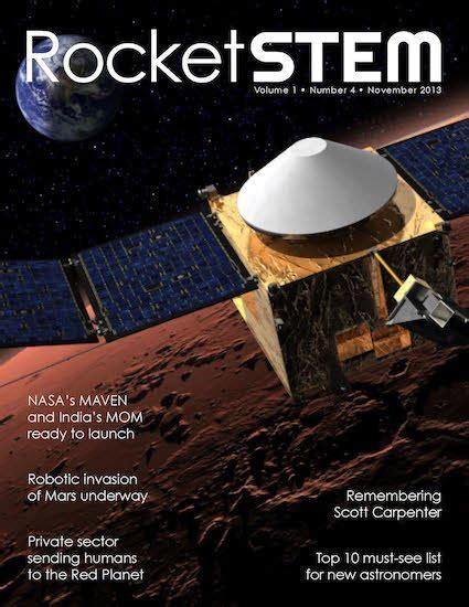 Issue 4 November 2013 Rocketstem
