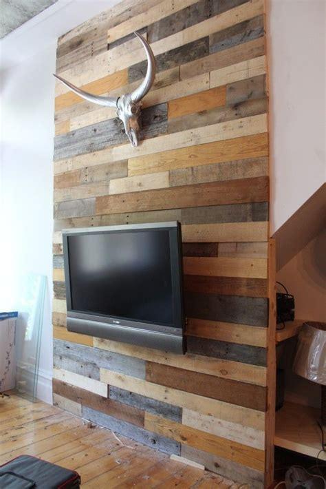 deco chambre avec palette decoration murale avec palette