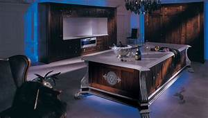 Luxury Kitchens by Clive Christian - Interior Design