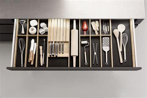 Gewürzeinsätze Für Küchenschubladen by Q Box Mit Besteckeinsatz Und Messerblock