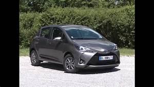 Toyota Yaris Dynamic Business : essai toyota yaris 1 5 vvt i 110 dynamic 2017 youtube ~ Medecine-chirurgie-esthetiques.com Avis de Voitures