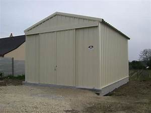 Hangar Metallique En Kit D Occasion : abri de chantier fournisseurs industriels ~ Nature-et-papiers.com Idées de Décoration