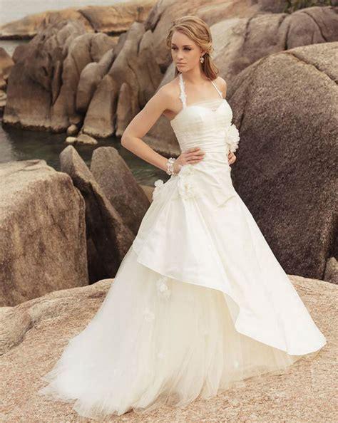 simple elegant beach wedding dresses  fashion trends