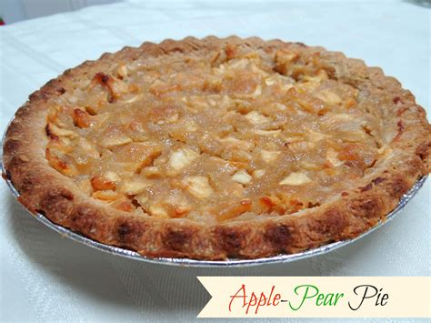After all, part of the appeal of apple pie is its simplicity: The easy way to make an Apple-Pear Pie. - Mommy Snippets