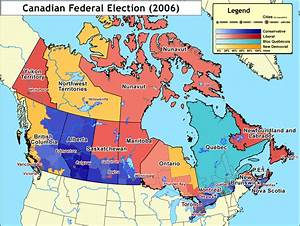 Results Of The 2006 Canadian Federal Election