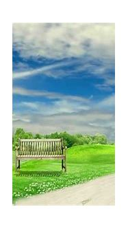 Beautiful 3D Animation with Nature Scenery, 3D Background ...