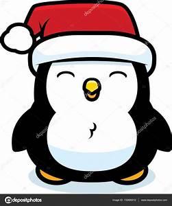 dibujos animados de pingüinos de Navidad Archivo Imágenes Vectoriales © cthoman #132680012