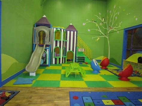 fun  colorful designs   childrens playroom