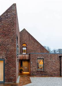 Brick, House, Housing, Scotland, U0026, 39, S, New, Buildings, Architecture, In, Profile, The, Building