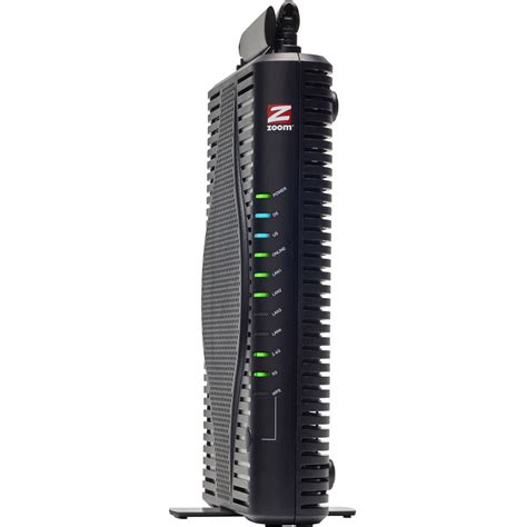 Zoom Telephonics 5360 N600 Cable Modem/Router 5360-00-00 B&H