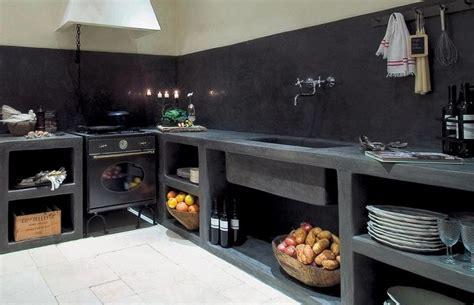 tadelakt cuisine damask cuisine tadelakt kitchen beton