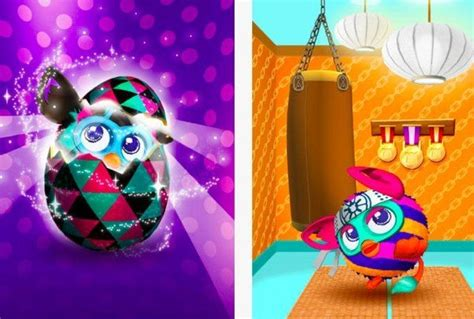 Furby App For Boom 2013 Edition Adds Fun  Drippler Apps