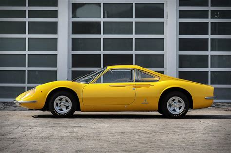 Extensive period race history, with numerous 1st place finishes. Ferrari Dino Prototype Sale at Auction | HYPEBEAST