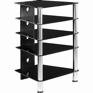 Tv Regal Glas : hifi rack mit rollen tv phonowagen glas metall regal fernsehtisch rollbar chrom eur 149 90 ~ Eleganceandgraceweddings.com Haus und Dekorationen